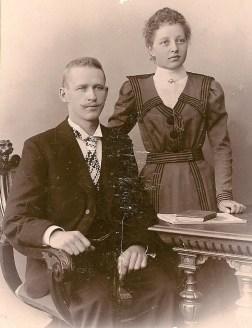 My Grandmother's parents