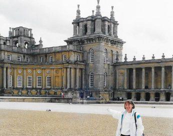 Blenheim Palace England